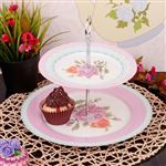 Bone China 2 Katl� Servis Taba��